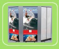 Promotional Banners, Pull Up Banners, Tear Drop Banners