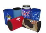 Promotional Stubbie Holders: Coolers Australia Range